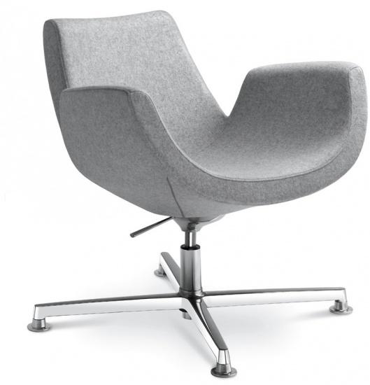 Relaxační čalouněná židle