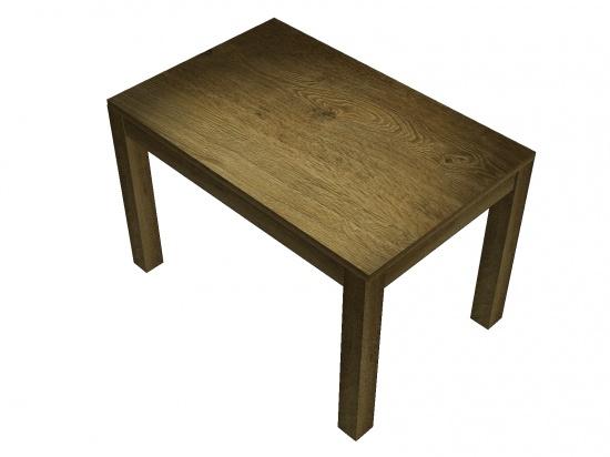 Obdélníkový stůl do restaurace