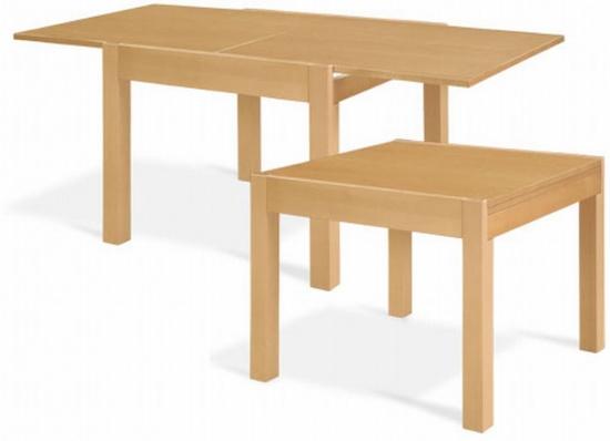 Skládací stůl do kuchyně