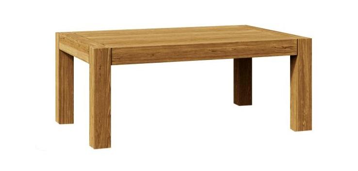 Dřevěný atypický stůl na míru